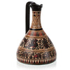 "Greek Vase-Laginni- Replica (6.5"" H) 