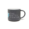 Getty Museum Entrance Mug showing The Getty Center Text | Getty Store