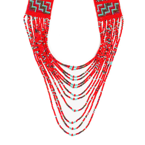 Red Mesa Necklace