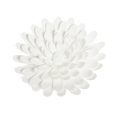 White Porcelain Flower