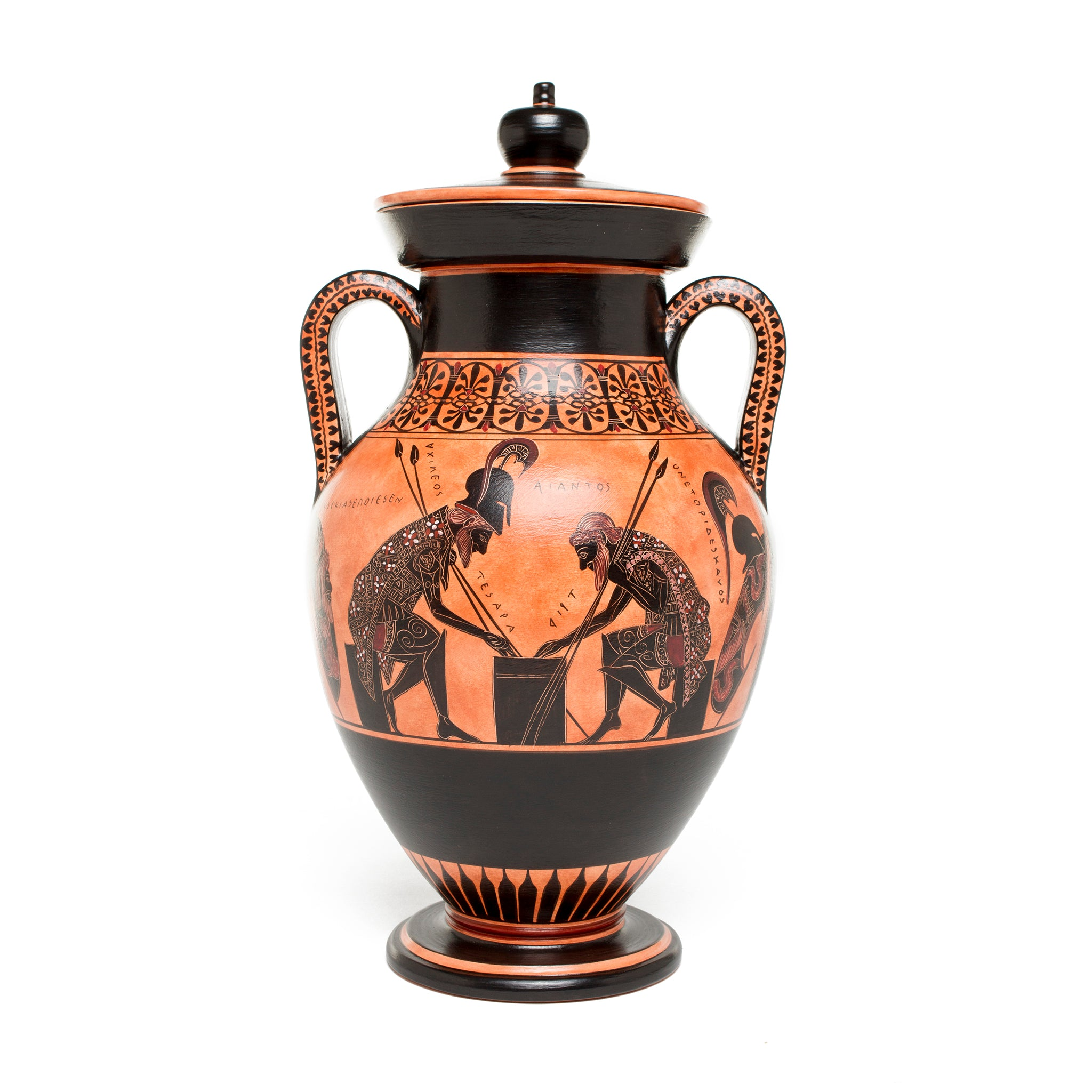 Greek amphora achilles and ajax the getty store greek amphora achilles and ajax reviewsmspy