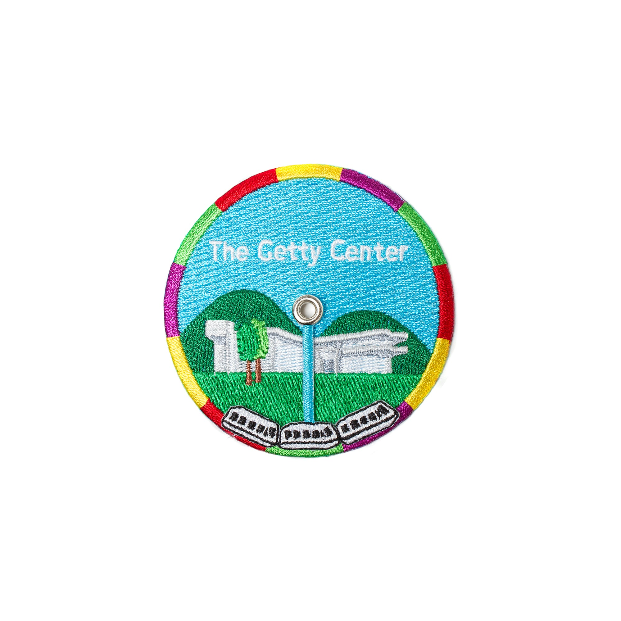 Getty Center Collector Patch | Getty Store