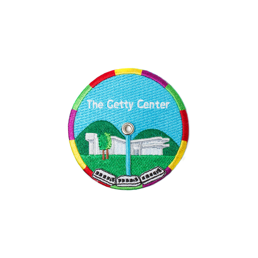 Getty Center Collector Patch