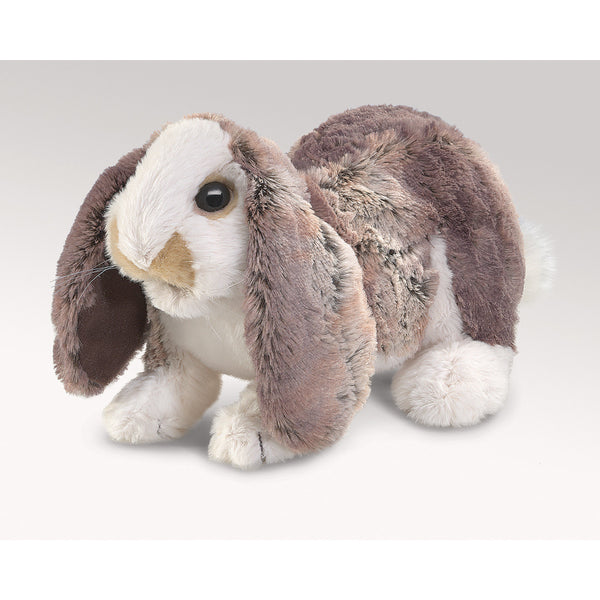 Baby Lop Eared Rabbit Hand Puppet