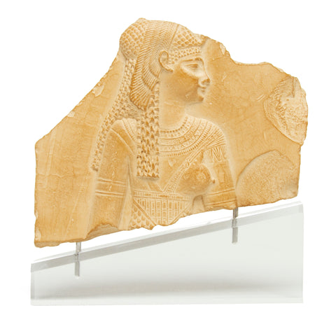 Fragment Sculpture of a Goddess