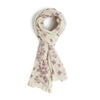 Cashmere Bird & Flower Scarf