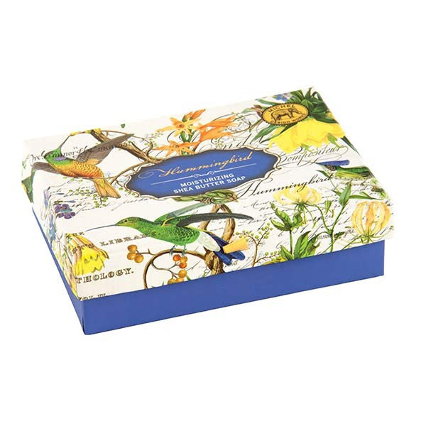 Hummingbird Gift Box Soap Set