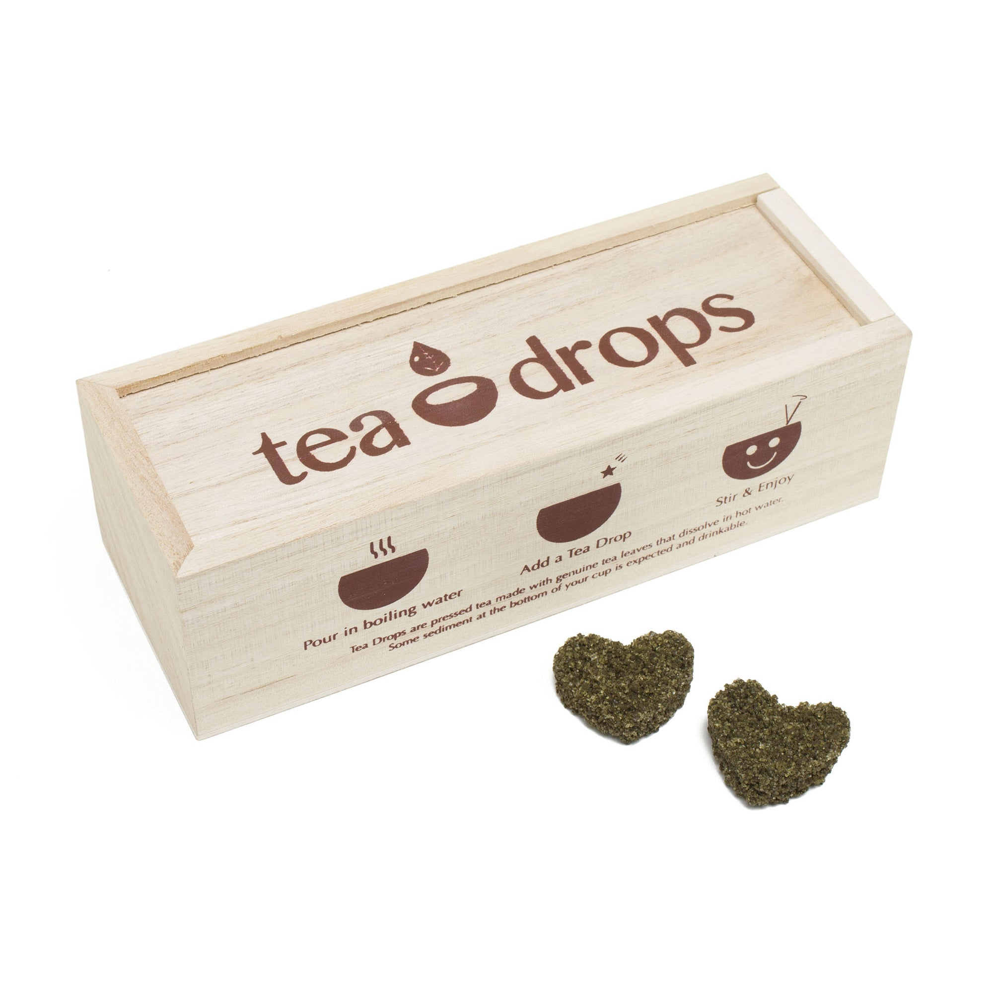 Tea Drops Organic Teas | Getty Store