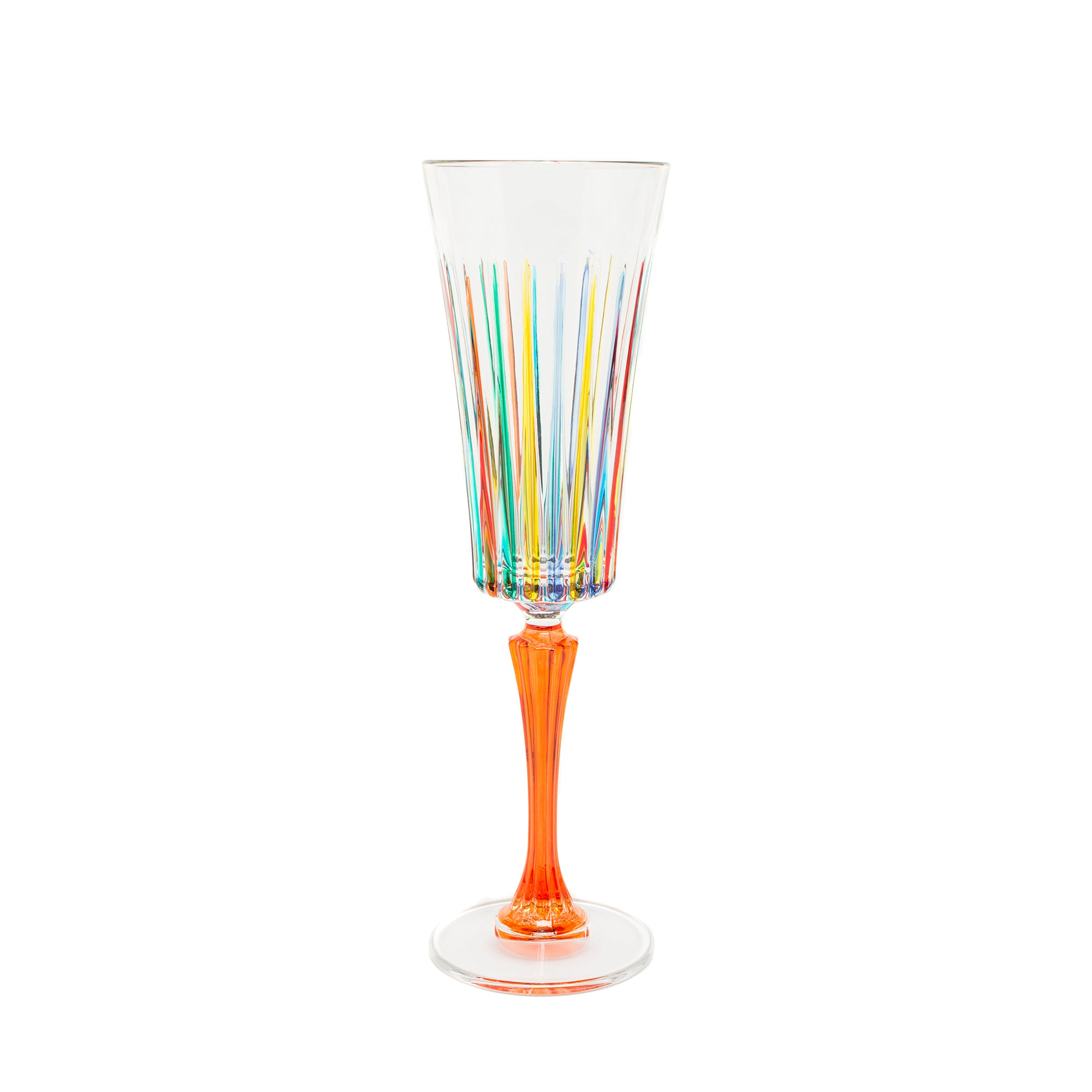 Murano Glass Champagne Flute | Getty Store