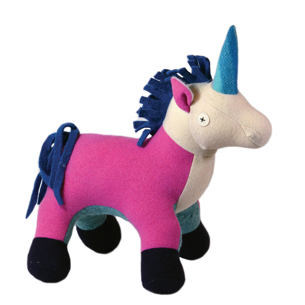 Eco-Friendly Plush Unicorn