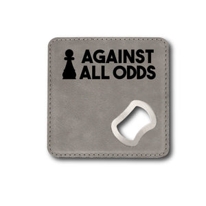 Against All Odds Bottle Opener - Against All Odds Bottle Opener - GriffonCo 3D Printed Miniatures & Gifts - GriffonCo Gifts