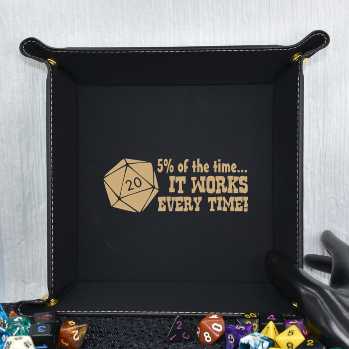 5% of the Time Dice Tray