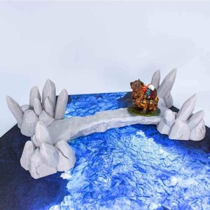 Bridge of Crystals - FDM Print - EC3D / Heros Hoard