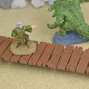 Bridge Set - FDM Print - Fat Dragon Games