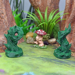 Carnivorous Plants - FDM Print - Black Scroll Games
