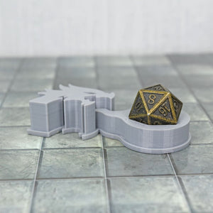 D20 Holder - FDM Print - Thingiverse