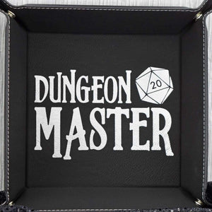 Dice Tray - Dungeon Master - Dice Tray - GriffonCo