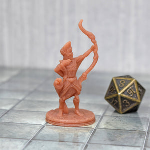 Resin Miniature - Mummy Archer