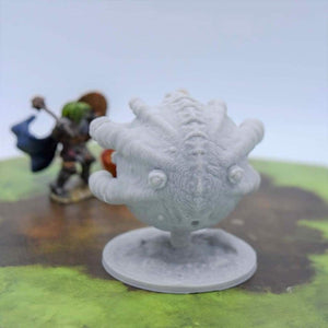 ANGRY Eyebeast Monster Miniature - ANGRY Eyebeast Monster Miniature - GriffonCo 3D Printed Miniatures & Gifts - Fat Dragon Games