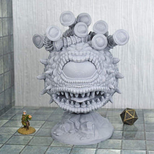 Eyebeast Beholder Monster - Giant - FDM Print - Fat Dragon Games