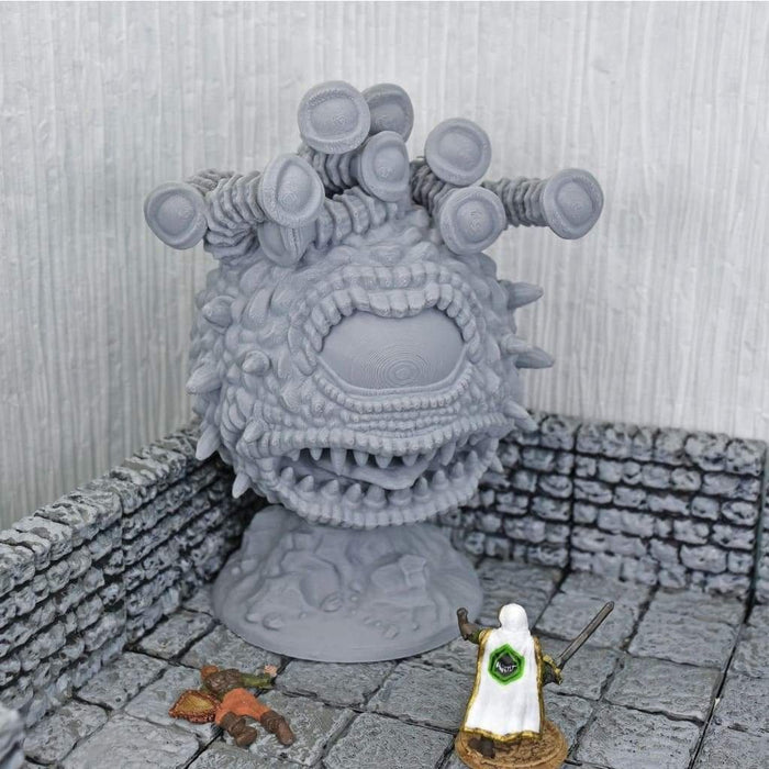 Beholder Eyebeast Monster - Giant Miniature