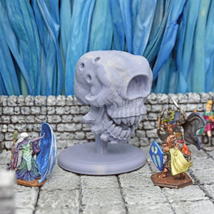 Eyebeast Lich Horror - FDM Print - Duncan Shadow