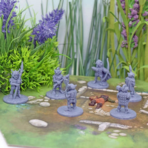 Goblin Army - FDM Print - Fat Dragon Games