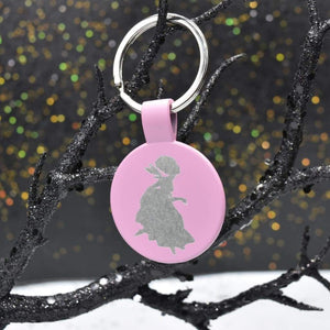 Keychain Metal - Fairy Godmother - Accessories - GriffonCo
