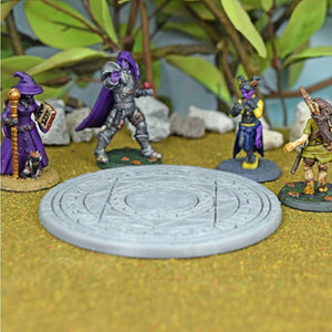 Magic Circle - FDM Print - Fat Dragon Games