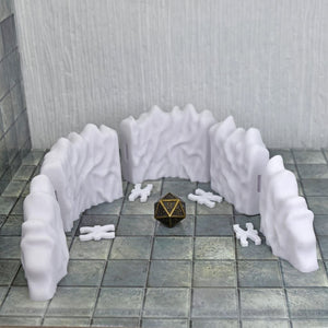 Magic Wall Effect - FDM Print - Fat Dragon Games