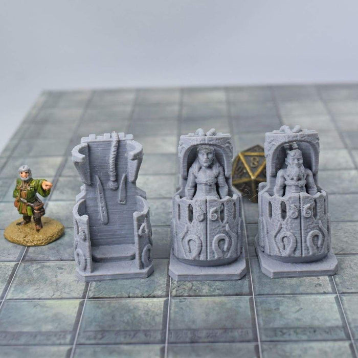 Mindflayer Containment Tubes Set