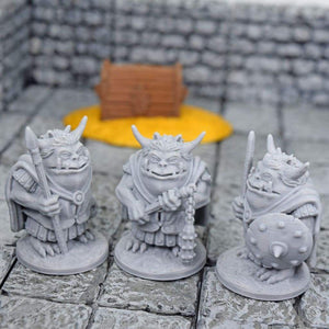 Miniature Hobgoblins - FDM Print - Fat Dragon Games