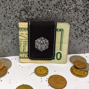 Money Clip - D20 - Accessories - GriffonCo