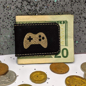 Money Clip - Gaming Controller - Accessories - GriffonCo