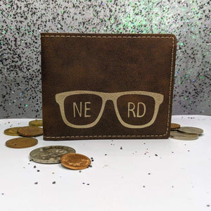 Wallet Bifold - NERD - Accessories - GriffonCo