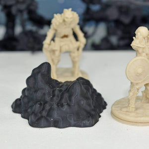 Ooze / Black Pudding - FDM Print - Fat Dragon Games
