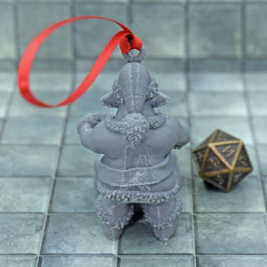 Orc Grunch Ornament - Ornament - Valandar on Thingiverse