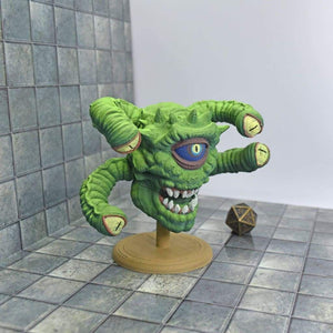 Painted Eye Horror Eye Beast - Painted Miniature - Duncan Shadow