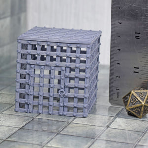 Prison Cage - FDM Print - Fat Dragon Games