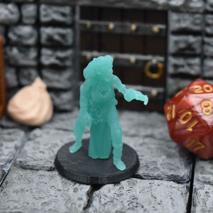 Resin Miniature - Hag Miniature - Resin Print - Duncan Shadow