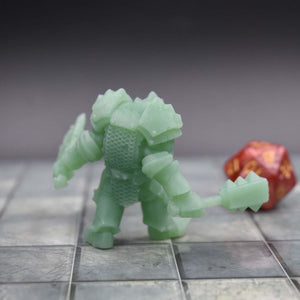 Resin Miniature - Orc - Champion Miniature - Resin Print - Duncan Shadow