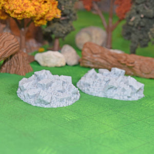Rubble Piles - FDM Print - Fat Dragon Games