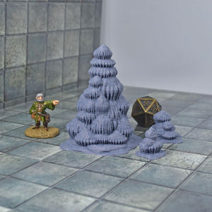 Stalagmite Set - FDM Print - Fat Dragon Games