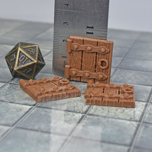 Trap Doors - FDM Print - Fat Dragon Games