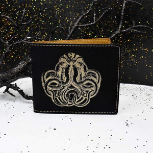 Wallet Bifold - Cthulhu - Accessories - GriffonCo