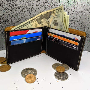 Wallet Bifold - Lifes a Gamble - Accessories - GriffonCo