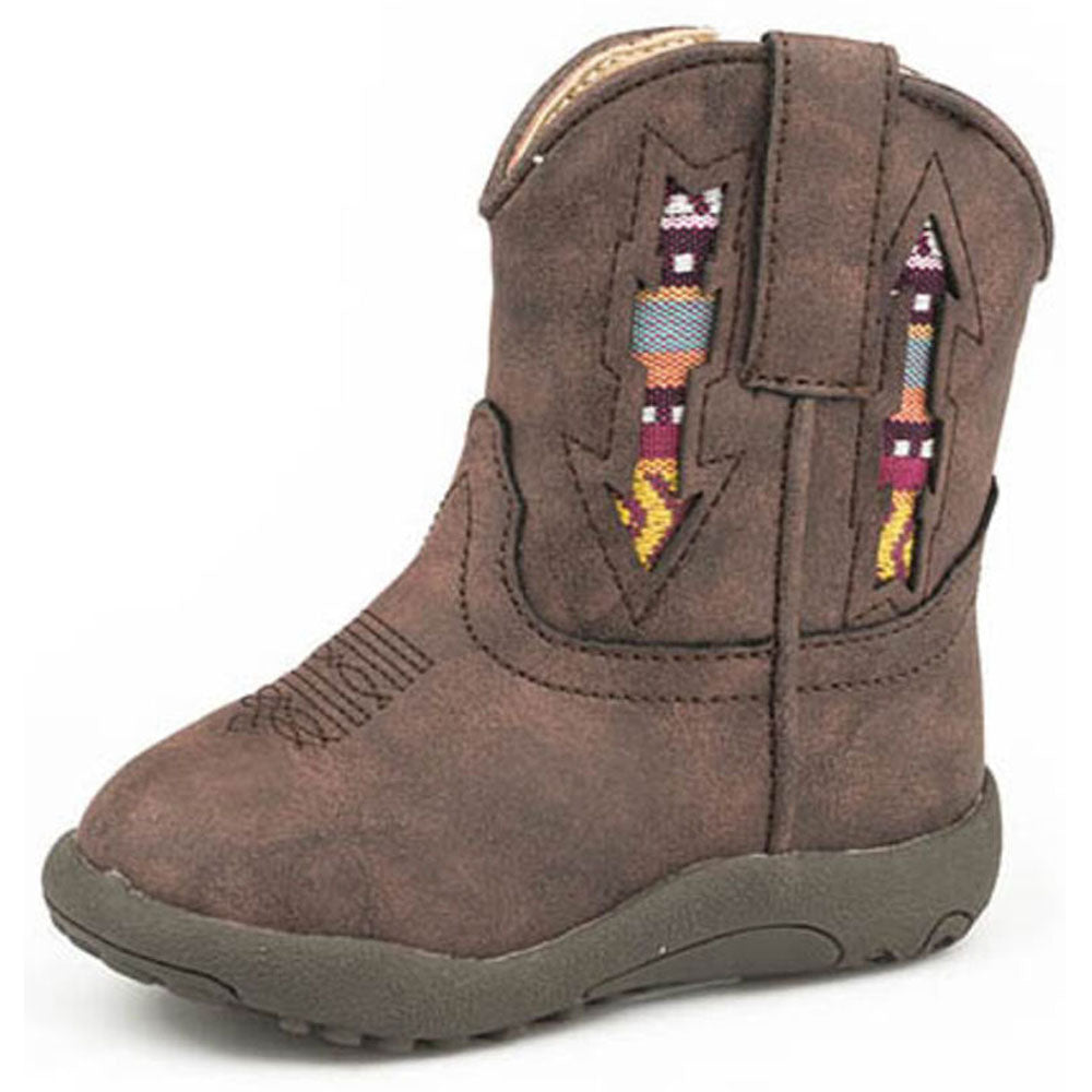 Roper Infant Double Arrows Boot KIDS - Baby - Baby Footwear ROPER APPAREL & FOOTWEAR Teskeys