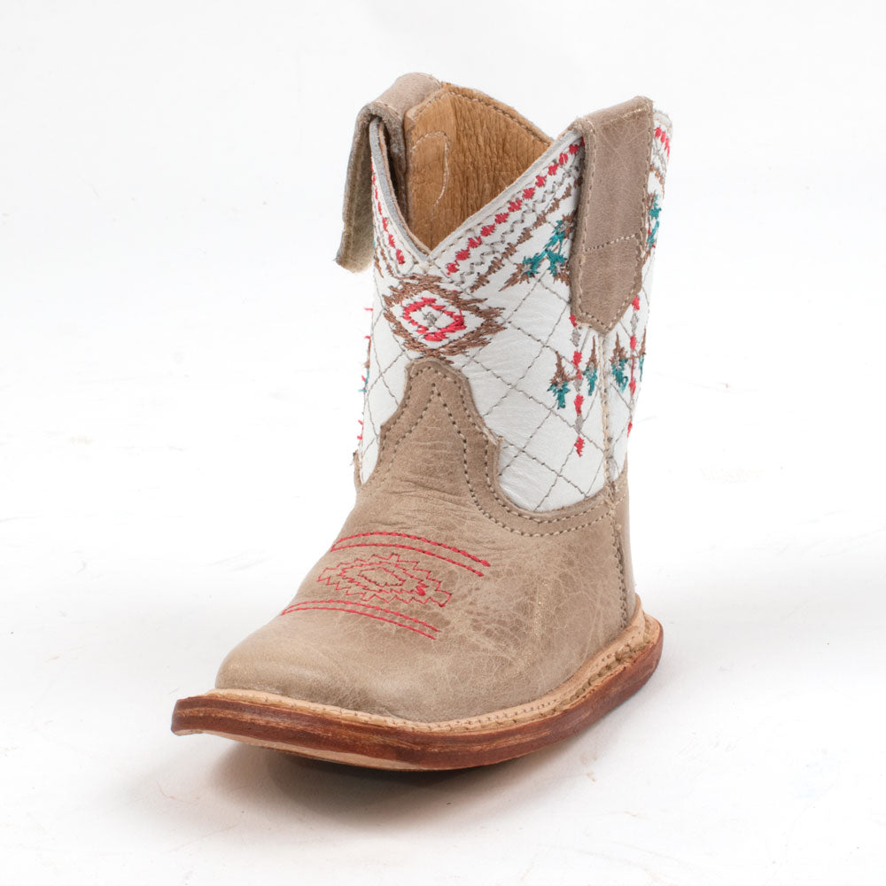 Roper Cowbabies Native Boot KIDS - Baby - Baby Footwear ROPER APPAREL & FOOTWEAR Teskeys