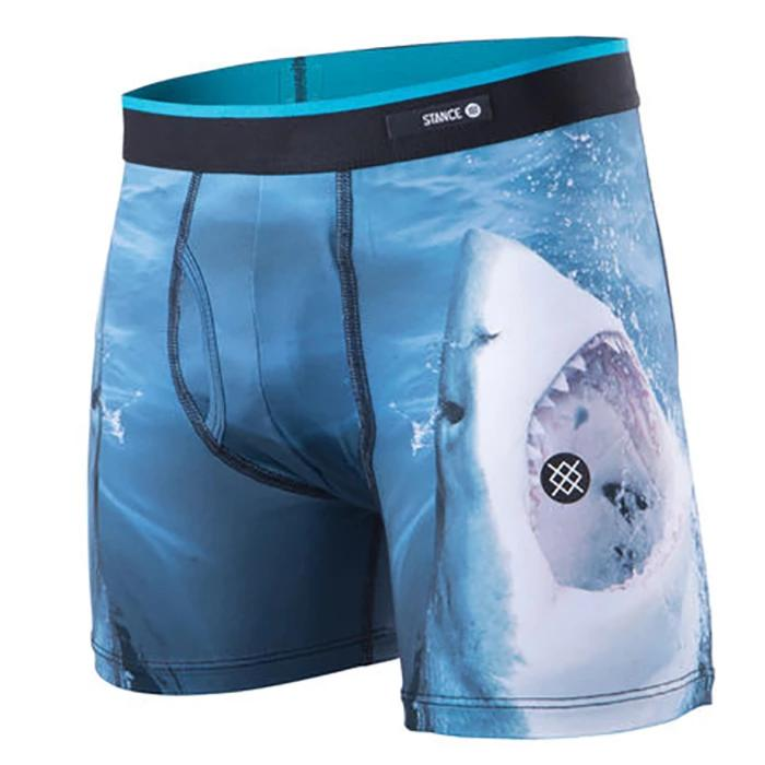 Stance Boys' Shark Tooth Boxer Brief KIDS - Boys - Clothing - Pajamas & Underwear STANCE Teskeys