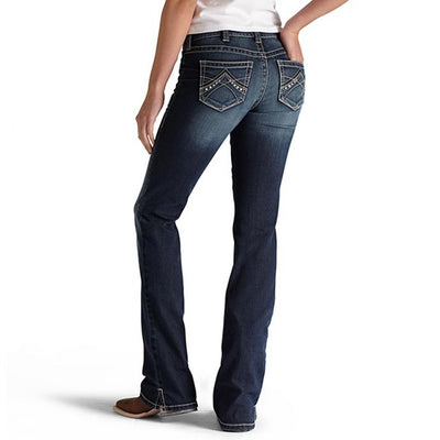 Ariat Spitfire Boot Cut Riding Jean WOMEN - Clothing - Jeans Ariat Clothing Teskeys